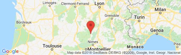 adresse actinidias.com, Berrias-et-Casteljau, France