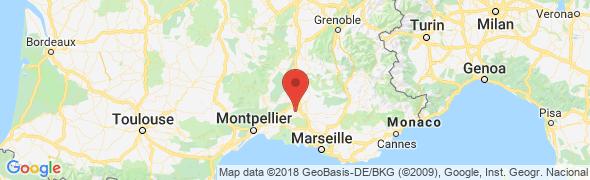 adresse lescharettesdelacrau-renovation-vehicules-anciens.com, Rognonas, France