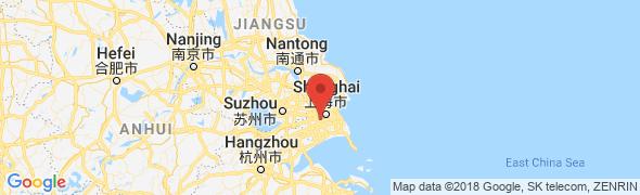 adresse fashiontreasure.fr, Shanghai, Chine