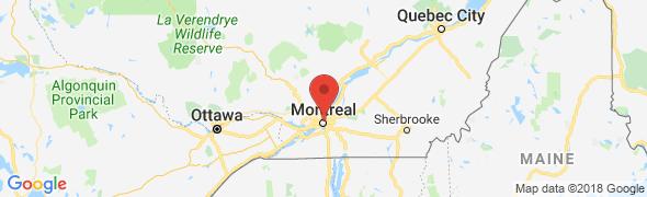 adresse samcon.ca, Montréal, Canada