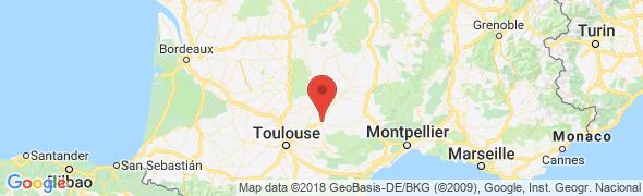 adresse serieysautomobile.com, Albi, France