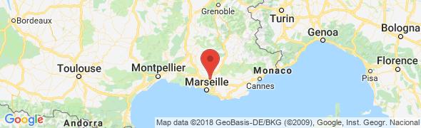 adresse labergerie13.com, Saint Marc Jaumegarde, France