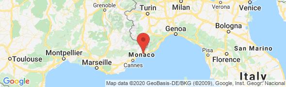 adresse destination-riviera.com, Roquebrune-Cap-Martin, France