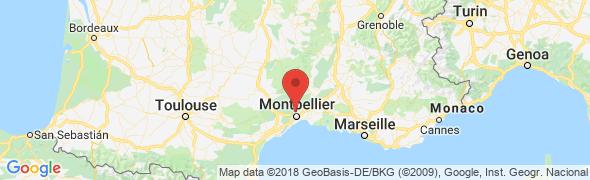 adresse clim-montpellier.fr, Saint Clément de Rivière, France