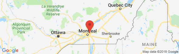 adresse spray-net.com, Boucherville, Canada