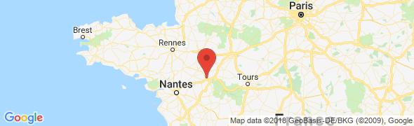 adresse 3dathome.fr, Montreuil-Juigné, France