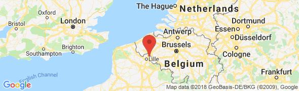 adresse akabia.fr, Roubaix, France