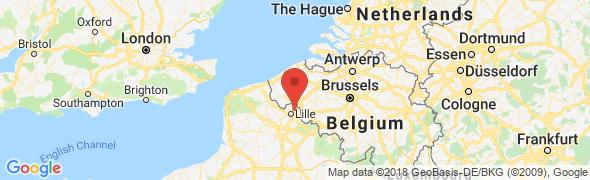 adresse osteopathe-sante.com, Villeneuve-d'Ascq, France