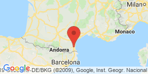 adresse et contact Résidence Bleu Castillet, Perpignan, France