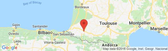 adresse verso-nails.fr, Lescar, France