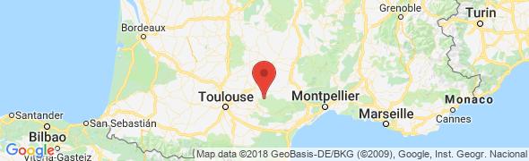 adresse chambres-hotes-tarn-castres.com, Montredon-Labessonnié, France