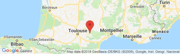 adresse missegle.com, Burlats, France