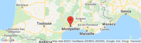 adresse le-tablier.fr, Montpellier, France