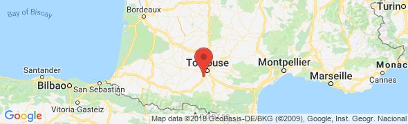 adresse formule3.fr, Muret, France