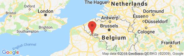 adresse boite-florale.com, Villeneuve-d'Ascq, France