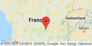 adresse et contact Tourlonias, Vertolaye, France