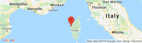 adresse claiglon.fr, Serriera, Corse