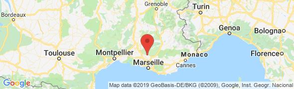 adresse jeff-magicien.com, La Roque-d'Anthéron, France