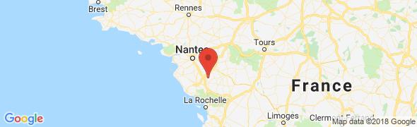 adresse pharmacie-vendee.fr, Mouchamps, France