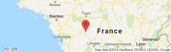 adresse ireo86.com, Chauvigny, France