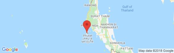 adresse phuketbestrental.com, Phuket, Thailande