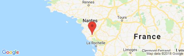 adresse mouratimmobilier.fr, La Roche sur Yon, France