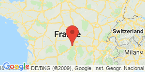 adresse et contact Clair Matin Ethic Etapes, Saint Ours les Roches, France