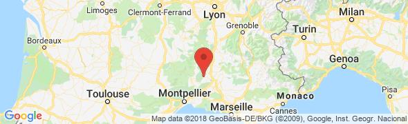 adresse spirulinealaferme.com, Saint-André-d'Olérargues, France