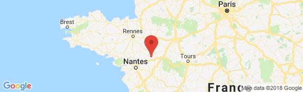 adresse imagestion.fr, Le Louroux-Béconnais, France