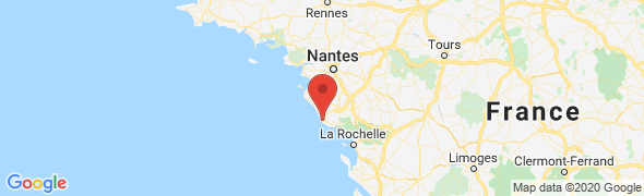 adresse my-courtier.fr, Les Sables-d'Olonne, France