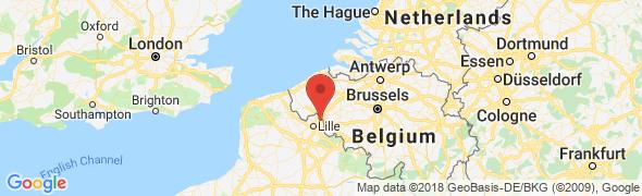 adresse ressorts-delaval.com, Roubaix, France