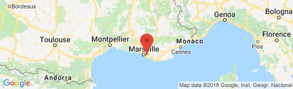 adresse calimed-sante.fr, Marseille, France