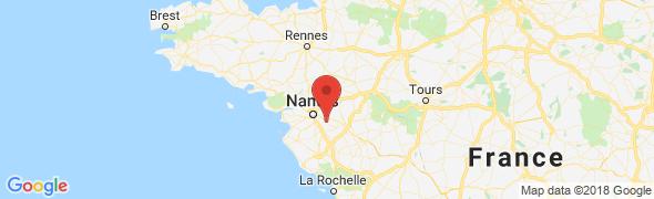 adresse bslpapeterie.com, Clisson, France