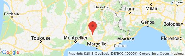 adresse demeures-provencales.com, L'Isle-sur-la-Sorgue, France