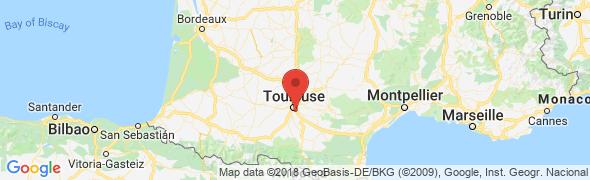 adresse toulouse-imprimerie.com, Ramonville Saint Agne, France