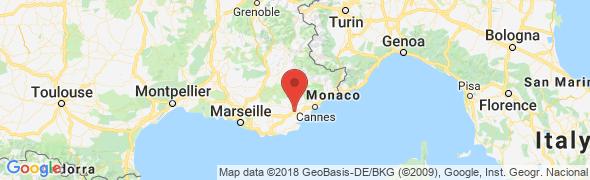 adresse cartegrise.com, Le Muy, France