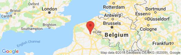 adresse dg-maintenance-service.com, La Bassée, France