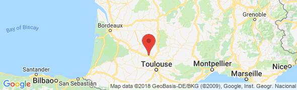 adresse mjpack.fr, Castelsarrasin, France
