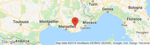 adresse universduchef.com, Brignoles, France