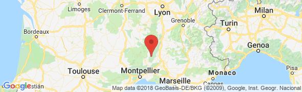 adresse sports-gard.fr, St Martin de Valgalgues, France
