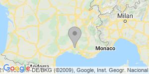 adresse et contact Réserve Éléphant, Saint-Étienne-du-Grès, France