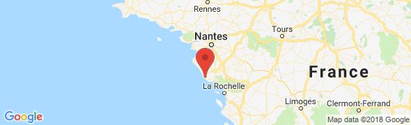 adresse essencememe.com, Le Château d'Olonne, France
