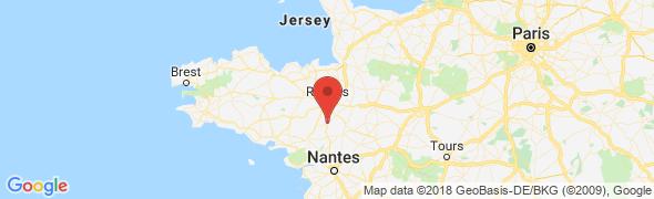 adresse location-gite-rennes.fr, Bain-de-Bretagne, France
