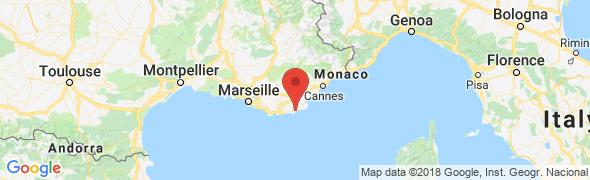 adresse hotel-de-la-fossette.fr, Le Lavandou, France