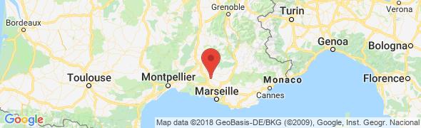 adresse bastidegrandesterres.fr, Mérindol, France
