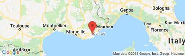adresse anaisfleurs.com, Le Plan-de-la-Tour, France