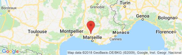 adresse dronimages.com, Lambesc, France