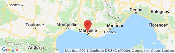 adresse imprimerieclip.fr, Marseille, France