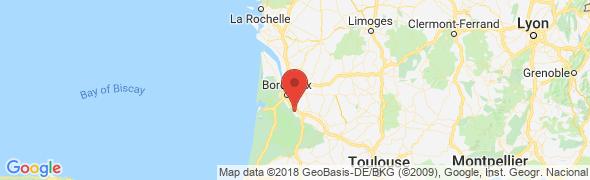 adresse sageau-assainissement.fr, Landiras, France