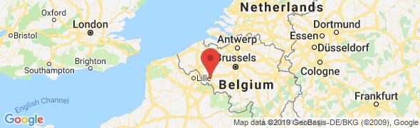 adresse entreprisehuart.be, Leuze-en-Hainaut, Belgique